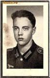 V FOTO 14 Necrolog -Militar german Gefreiter Max Krenn , cazut in razboi, la varsta de 19 ani si jumatate -cruce cu zvastica 1939