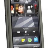 Nokia 5230 - Telefon mobil Nokia 5230, Negru, Vodafone