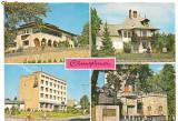 Carte postala(ilustrata)-CAMPINA-Casa pionierilor