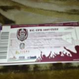 Bilet meci de fotbal - CFR Cluj - FK Sarajevo - 27 08 2009 - Europ League