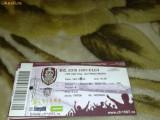 Bilet meci de fotbal - Divizia A - CFR Cluj - Gaz Metan Medias - 19 noiembrie 2010