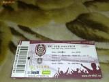 Bilet meci de fotbal - Divizia A - CFR Cluj - Astra Ploiesti - 13 august 2010
