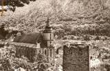 R 9321 Republica Populara Romana Brasov Biserica Neagra orasul Stalin circulata