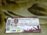 Bilet meci de fotbal - Divizia A - FC CFR Cluj - International Curtea de Arges - 15 mai 2010