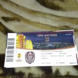 Bilet meci de fotbal - CFR Cluj - FC Copenhagen ( Copenhaga ) - 17 09 2009 - Europ League