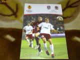Europa League - Program sportiv - fotbal - CFR Cluj - AC Sparta Praga - 05 noiembrie 2009