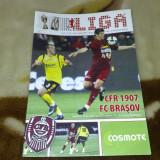 Divizia A - Program sportiv - fotbal - CFR Cluj - FC Brasov - 16 mai  2009