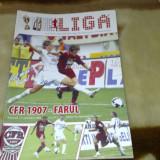 Divizia A - Program sportiv - fotbal - CFR Cluj - Farul Constanta - 21 septembrie  2008