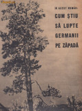 Revista Realitatea Ilustrata : cum stiu sa lupte germanii pe zapada (1941