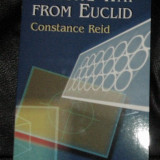 Constance Reid A Long Way from Euclid Dover 2004 - Carte Matematica