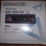MP3 Player auto Kenwood KDC-W241AY- 220 lei - CD Player MP3 auto