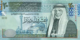 IORDANIA █ bancnota █ 20 Dinars █ 2006 █ P-37b █ UNC █ necirculata