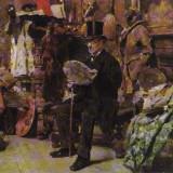 Ilustrata pictura -editata Italia-Florenta - Carte postala tematica, Necirculata, Printata