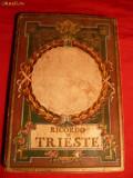 Album - Ricordo di Trieste - 29 fotografii color -cca.1920