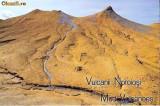 CP196-59 Vulcanii Noroiosi - Buzau -carte postala, necirculata -starea care se vede