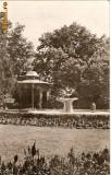 R 9240 Republica Populara Romana Buzias pavilionul apelor minerale circulata