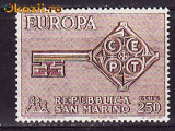 San Marino Europa,U261