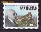San Marino Aniversari,U271