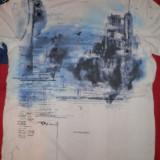 MARC ECKO T Shirt - Made in Mexico - Size S, Tricou, Tricouri - Tricou barbati Marc Ecko Cut Sew, Marime: S, Culoare: Alb, Maneca scurta, Bumbac