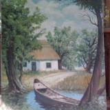 TABLOU ULEI PE PANZA