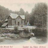 Ok-0901- Ro.Salutari din Baile Slanic Moldova, c.p. UPU necirc. 1902: Isvorul VI