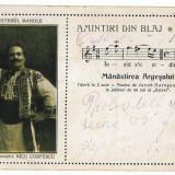 1945 - Amintiri din BLAJ, Manastirea Argesului - old PC - used -1911