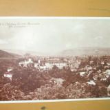 Carte Postala R. Valcea Vedere generala cu Sf. Episcopie