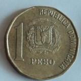 1 peso Republica Dominicana