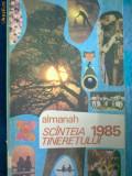 Almanah Scinteia tineretului '85