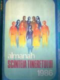 Almanah Scinteia tineretului '86