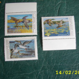 Rusia 1990  fauna  rate    mi 6099-6101