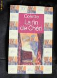 Colette La fin de Cheri Ed. Librio 1994