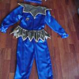 Costum carnaval strumf 6-7 ani