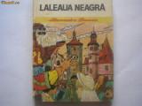Al.Dumas / Laleaua neagra (ilustratii Iacob Dezideriu),h1