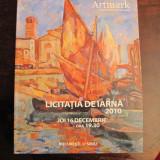 Catalog arta Artmark - Licitatia de iarna 2010