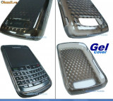 Husa silicon antiradiatii blackberry 9700