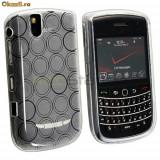 Husa silicon antiradiatii blackberry 9630