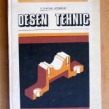 DESEN TEHNIC - Ileana Vraca - 1979