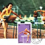 Carte maxima atletism, garduri