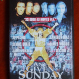 FILM / DVD ''ANY GIVEN SUNDAY '' (viorel) - Film Colectie