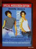 FILM / DVD  '' HOW TO DEAL '', Romana