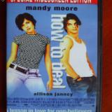 FILM / DVD '' HOW TO DEAL '' - Film Colectie Altele, Romana
