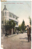 carte postala-1908-Hotel Calipso din Constantinopole