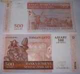 MADAGASCAR  2004  - 500  ARIARY   -  UNC