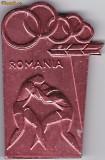 Medalie sport,Olimpiada Romania-lupte greco-romane,forma interesanta