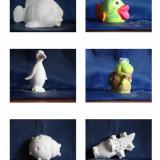 Figurine ipsos/figurine de colorat - Figurina Animale