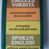 ENGLEZA VORBITA  CUVNTE SI EXPRESII DE UZ CURENT  MAXIM POPP