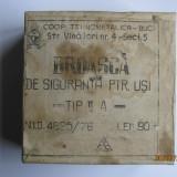 BROASCA DE SIGURANTA PENTRU USI FABRICATA IN 1976
