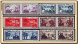 Romania 1945 - Apararea Patriotica, LP 168 perechi MNH, Istorie, Nestampilat