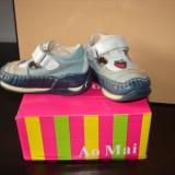 pantofiori  piele Melania nr. 19